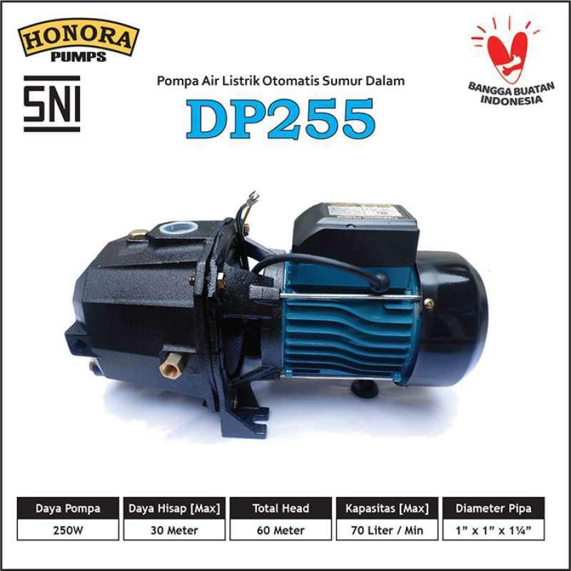 Jual Pompa Air Sumur Dalam Jet Pump Dp 255 Honora Non Tabung Online April 2021 Blibli