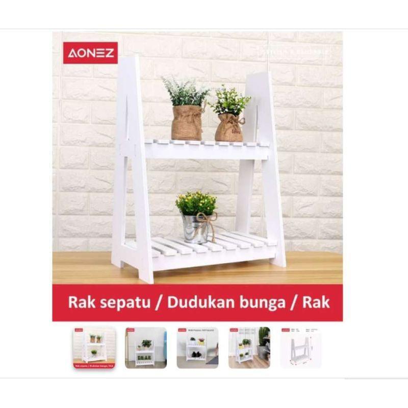 Jual Rak Tanaman Bunga Mini Untuk Pot Bunga 2 Tingkat Rak Bunga Online Oktober 2020 Blibli Com