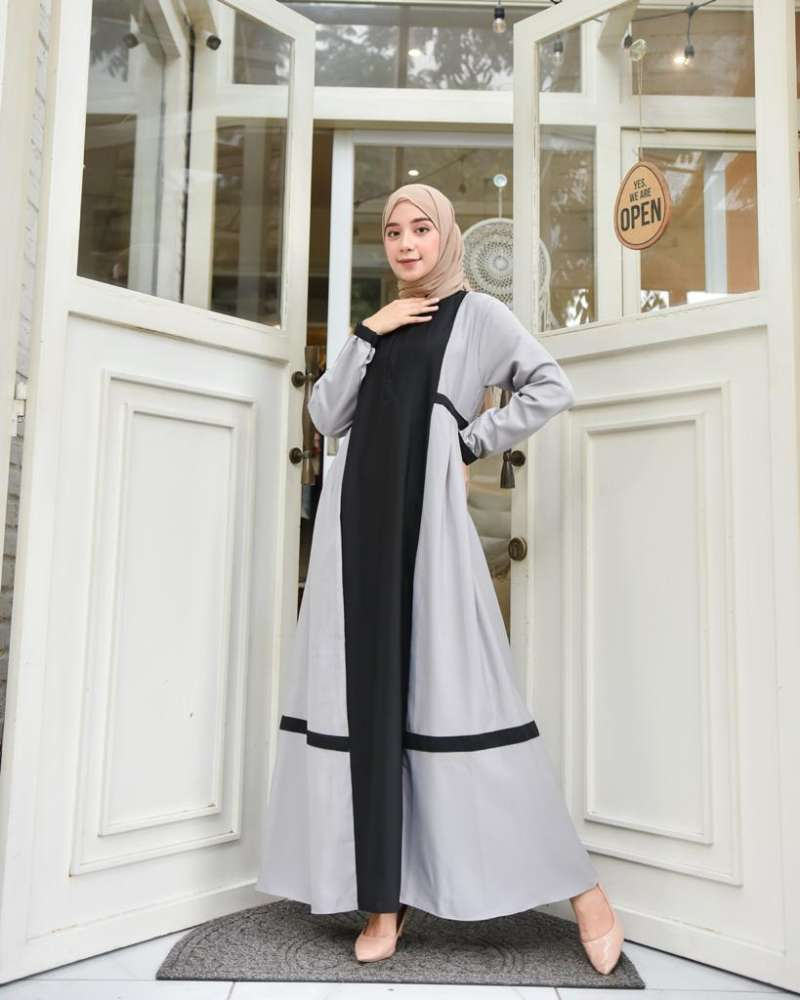 Jual Baju Aliana Dress Bahan Amuzen Flam Busui Fashion Wanita Ootd Gamis Maxi Perempuan Muslimah Casual Modis Murah Promo Terbaru Online Maret 2021 Blibli