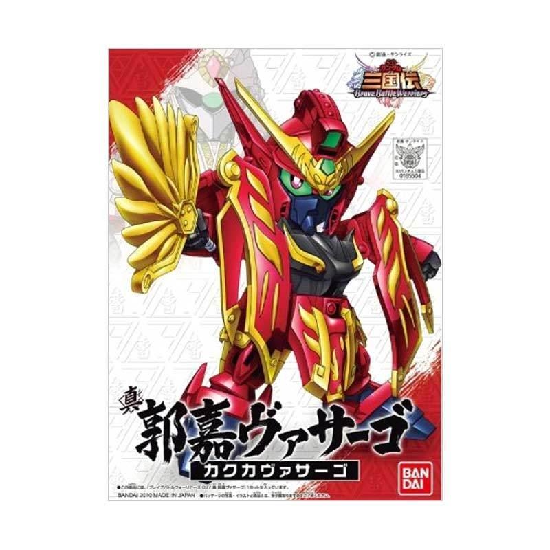 Bandai SD BB 037 Shin Kakuka Virsago Model Kit