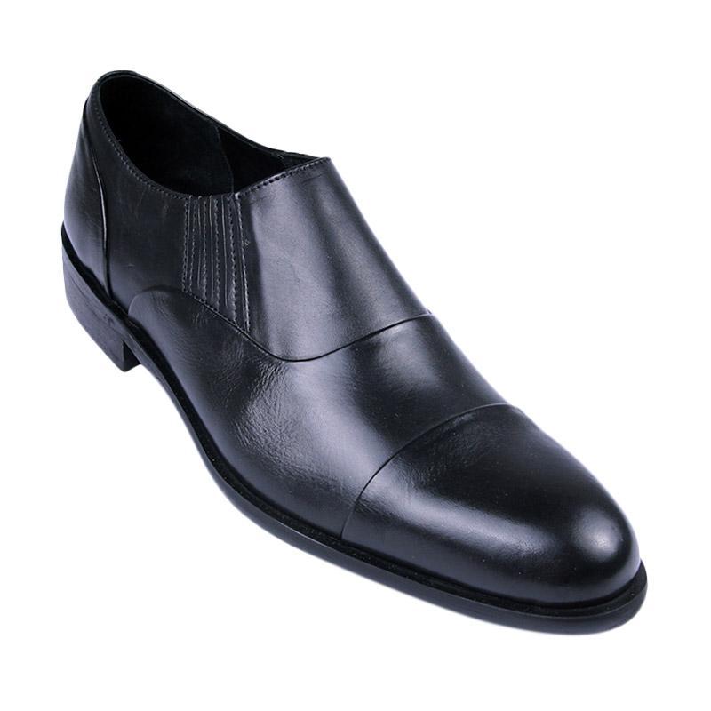 Ftale Footwear Sonny Mens Shoes Sepatu Pria - Black
