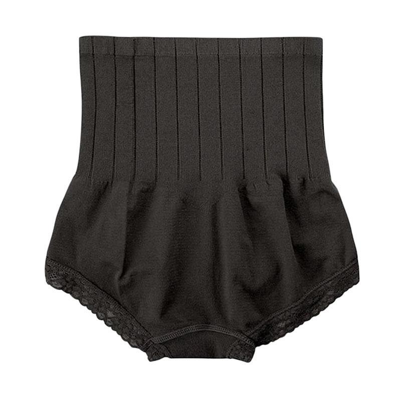 Munafie Slim Pants Celana Pelangsing - Hitam