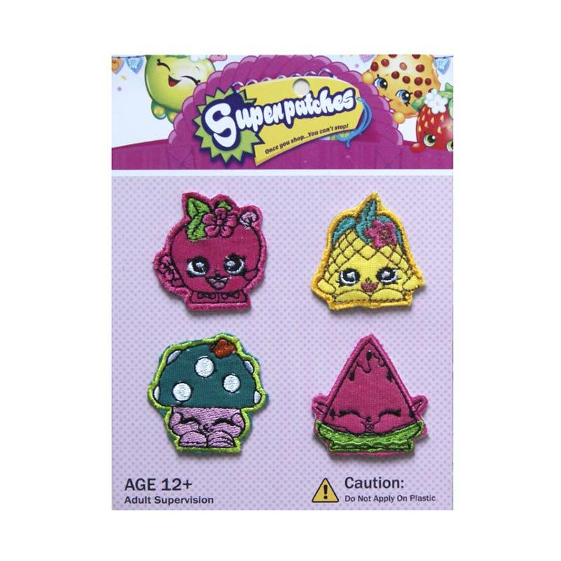Bearhug Iron Super Patches B for Girl