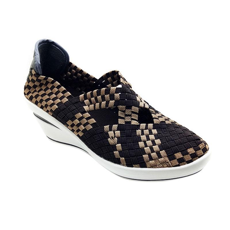 Lulia VS3222 Sepatu Rajut Wanita