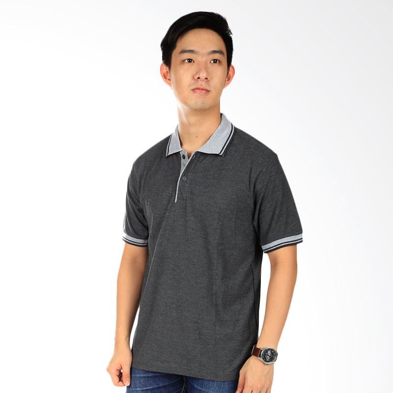 Elfs Shop Polo Shirt Pria - Abu Tua Extra diskon 7% setiap hari Extra diskon 5% setiap hari Citibank – lebih hemat 10%
