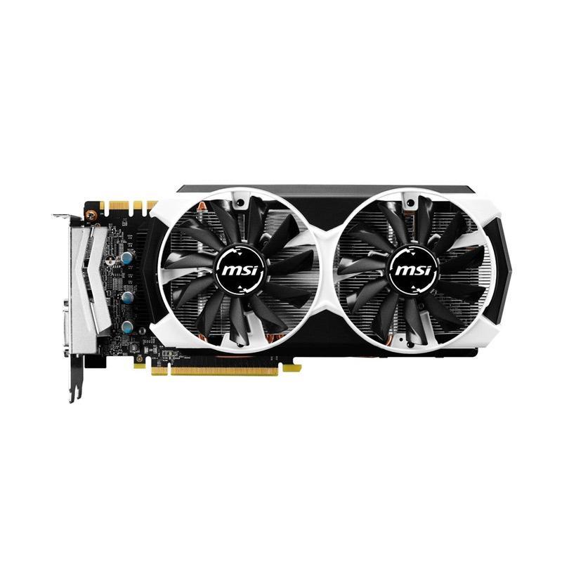 harga MSi GTX970 4GD5T OCV1 Graphics Card [Geforce NVIDIA] Blibli.com
