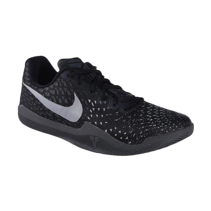 1d896650f8fe Nike Men Basketball Kobe Bryant Mamba Instinct Black Sepatu Basket  852473-001