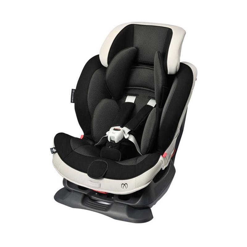 AILEBEBE Swing Moon Premium Car Seat - Mono Black