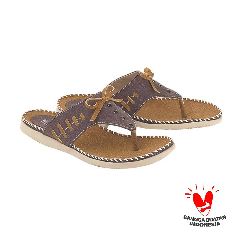 Blackkelly LRY 200 Sandal Flats Wanita