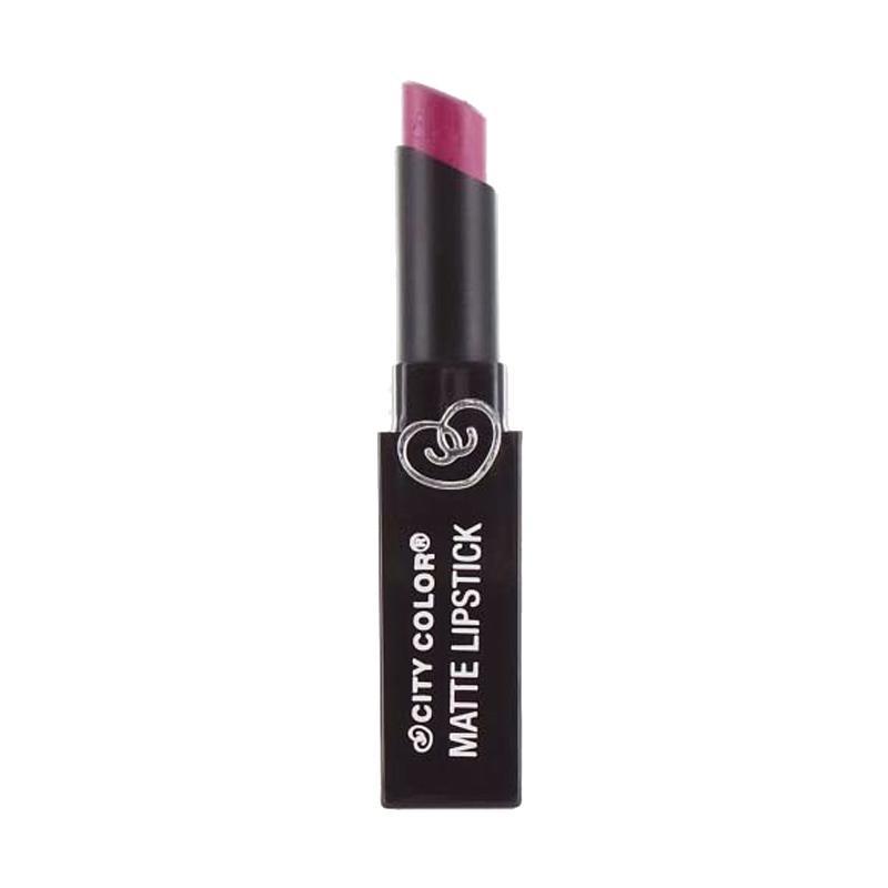City Color Matte Lipstick - Rebel