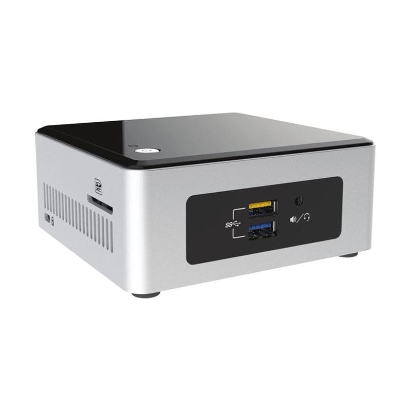 Intel NUC5PGYH Mini PC [RAM 4GB/SSD 120GB/Win 10]