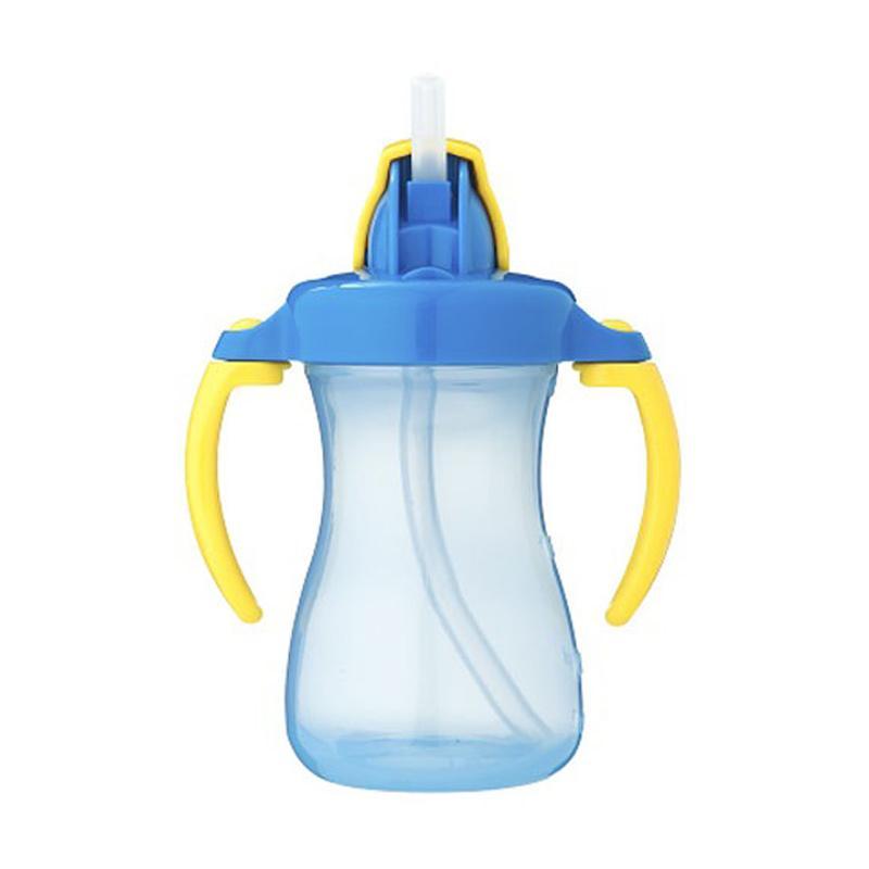 Jual Pigeon Petite Straw Bottle - Biru [150 mL] Online - Harga & Kualitas Terjamin | Blibli.com