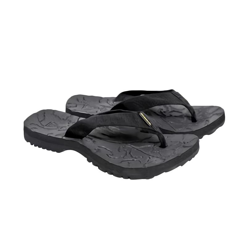 Spiccato SP 506.08 Sandal Pria Casual - Black