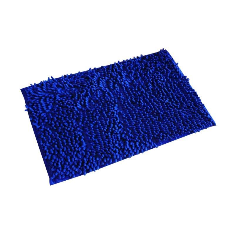 Monalisa Keset Cendol - Biru Tua [40 x 60 cm]