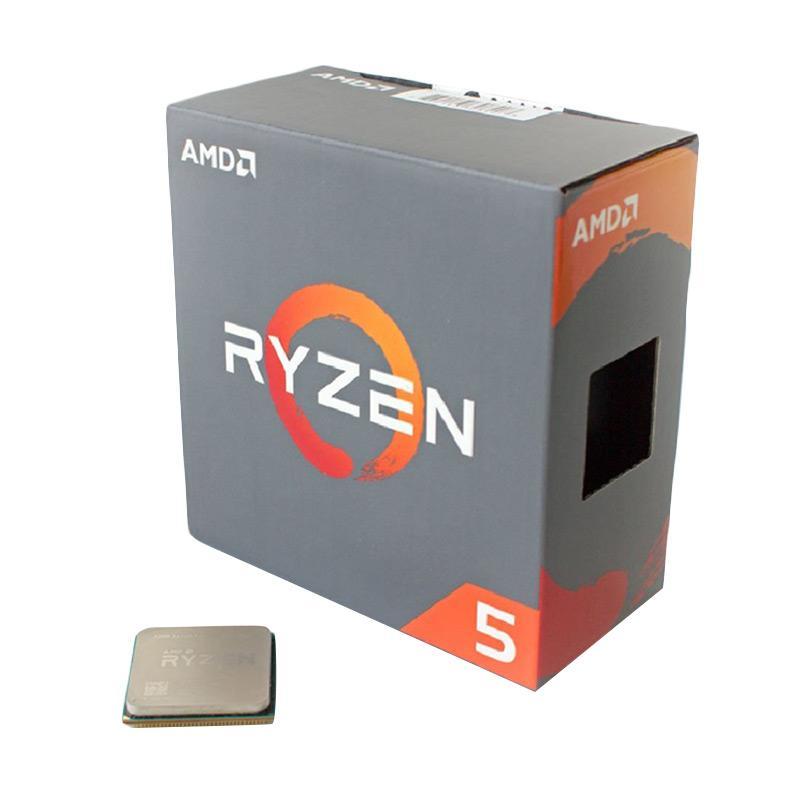 harga AMD RYZEN 5 1600X CPU Prosesor [Without Fan] Blibli.com