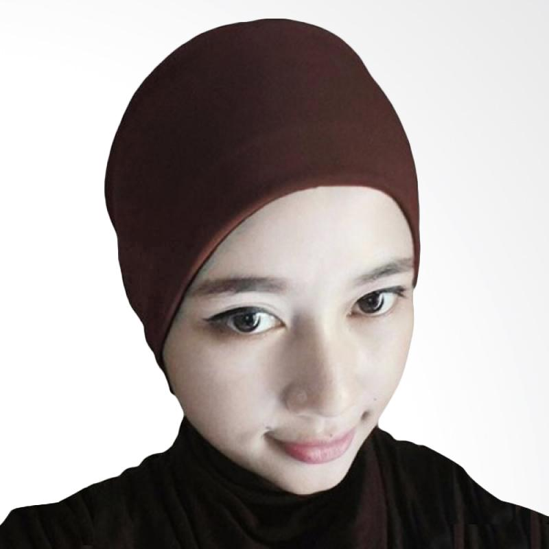 Kus Group Hijab Ciput Arab - Coklat