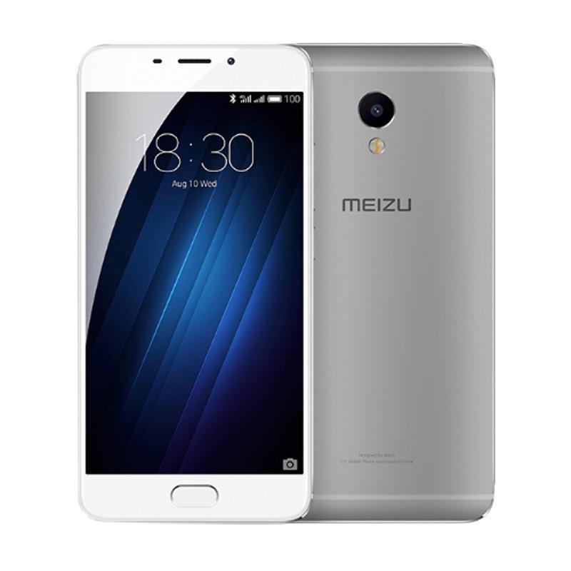 Meizu M3E Smartphone - Silver [32GB/ 3GB]