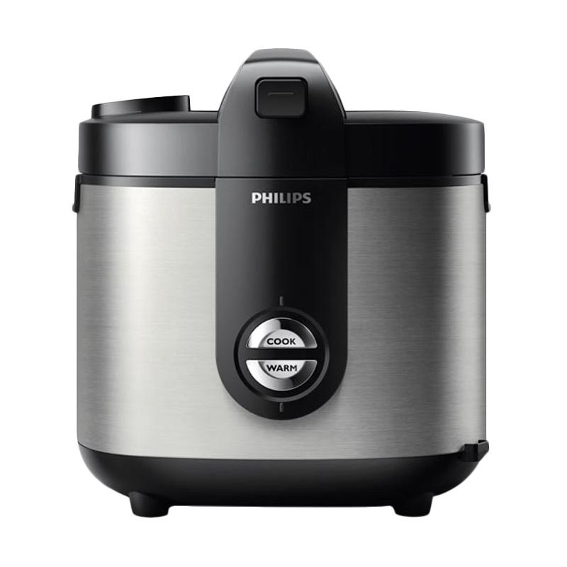 Philips HD3128 Rice Cooker [Stainless/2 L]
