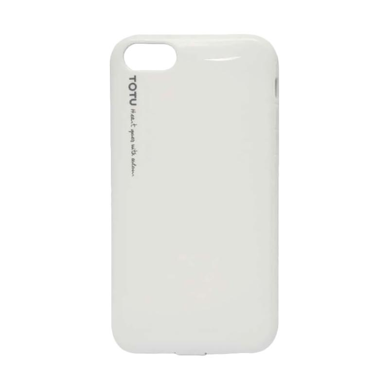 Totu Ice-Cream Casing for iPhone 5 - White
