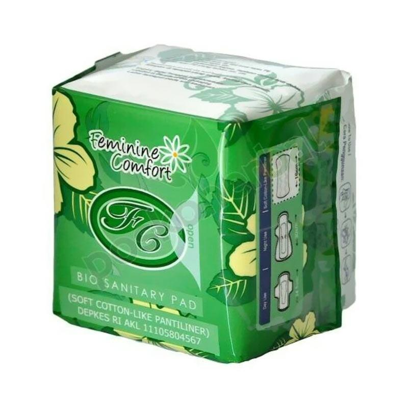 Avail Herbal Pantyliner Pembalut [1 Paket] isi 10 PCS