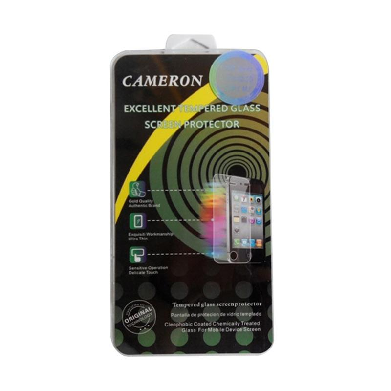 Cameron Tempered Glass Screen Protector for Lenovo A6000 - Clear