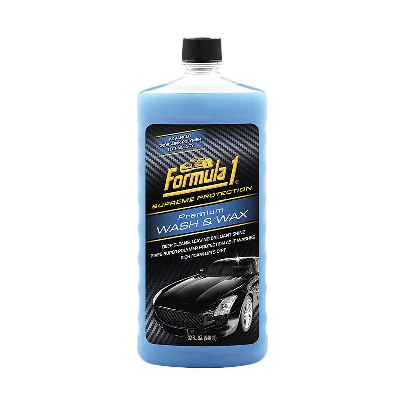 Jual Formula 1 Premium Wash And Wax 517377 Cairan Pembersih Mobil 946 Ml Online Februari 2021 Blibli
