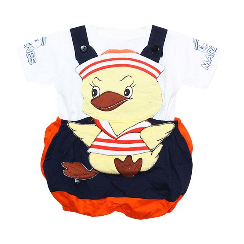 harga Hayami Sailor Duck Baju Kodok Bayi - Hitam Blibli.com