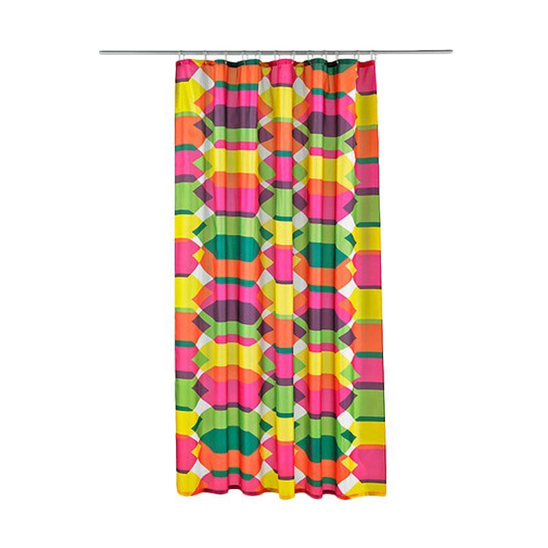 Ikea Lillskar Tirai Shower dan Ring Tirai