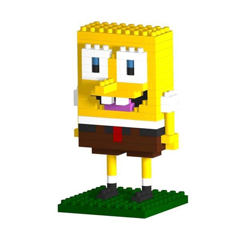 LOZ 9147 Sponge Bob Mini blocks