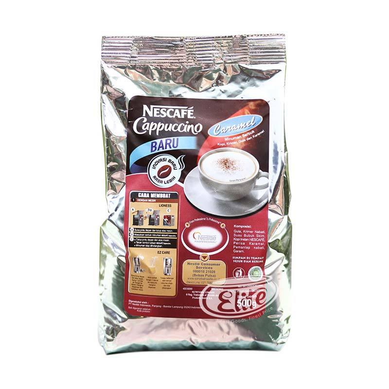Nescafe Cappuccino Nestle Professional