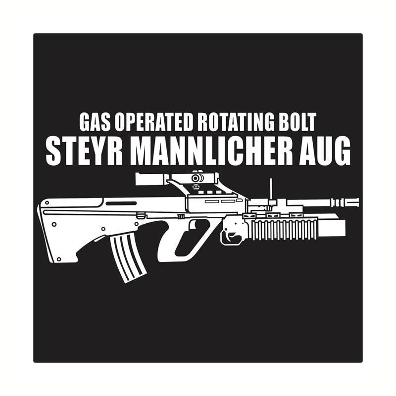 Kyle STYER Mannlicher AUG Cutting Sticker