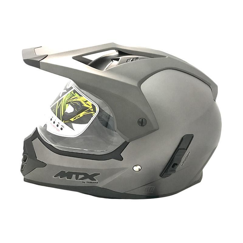Yamaha YF-N5 MTX Helm Full Face - Matt Grey Extra diskon 7% setiap hari Extra diskon 5% setiap hari Citibank – lebih hemat 10%