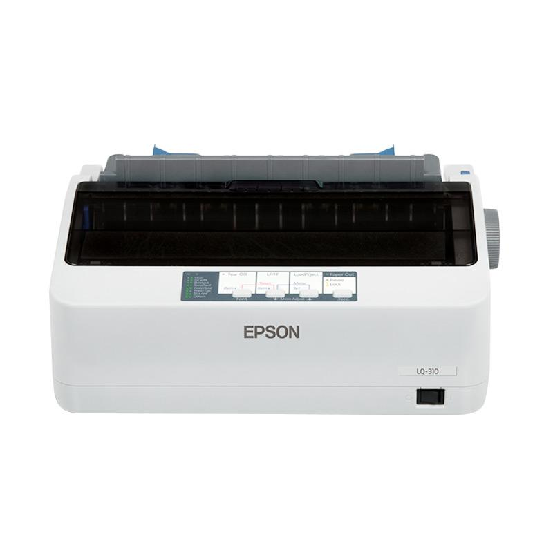 Epson LQ310 Dot-Matrix Printer - Putih