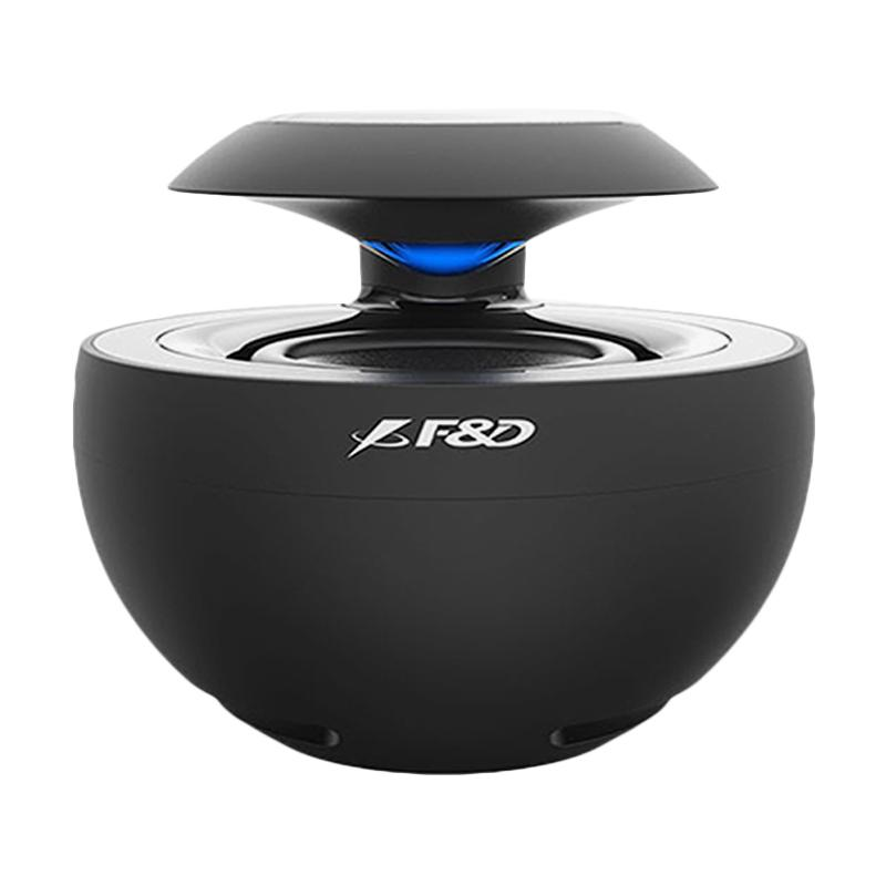Fenda F&D Swan W18BT Bluetooth Speaker - Black