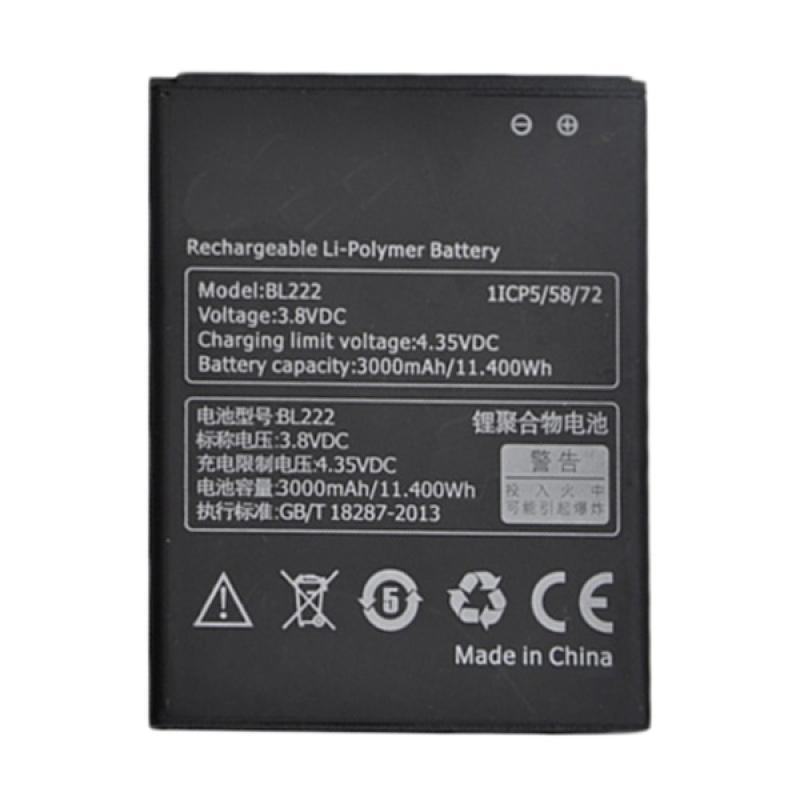 Lenovo BL222 Batery for Lenovo S660 [3000 mAh]