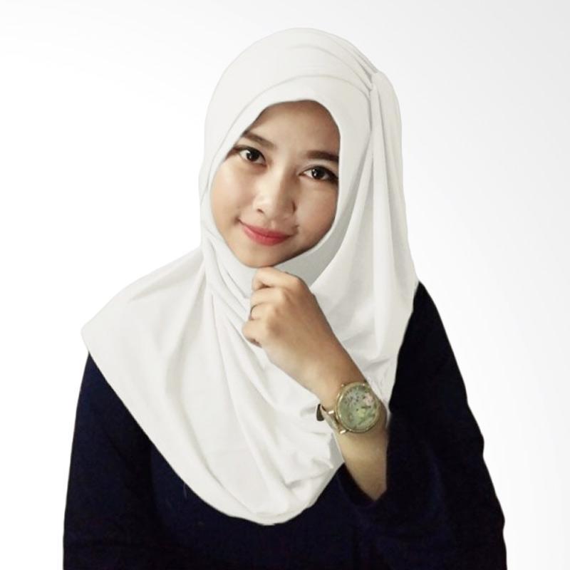 Milyarda Hijab Hana Kerudung - Putih