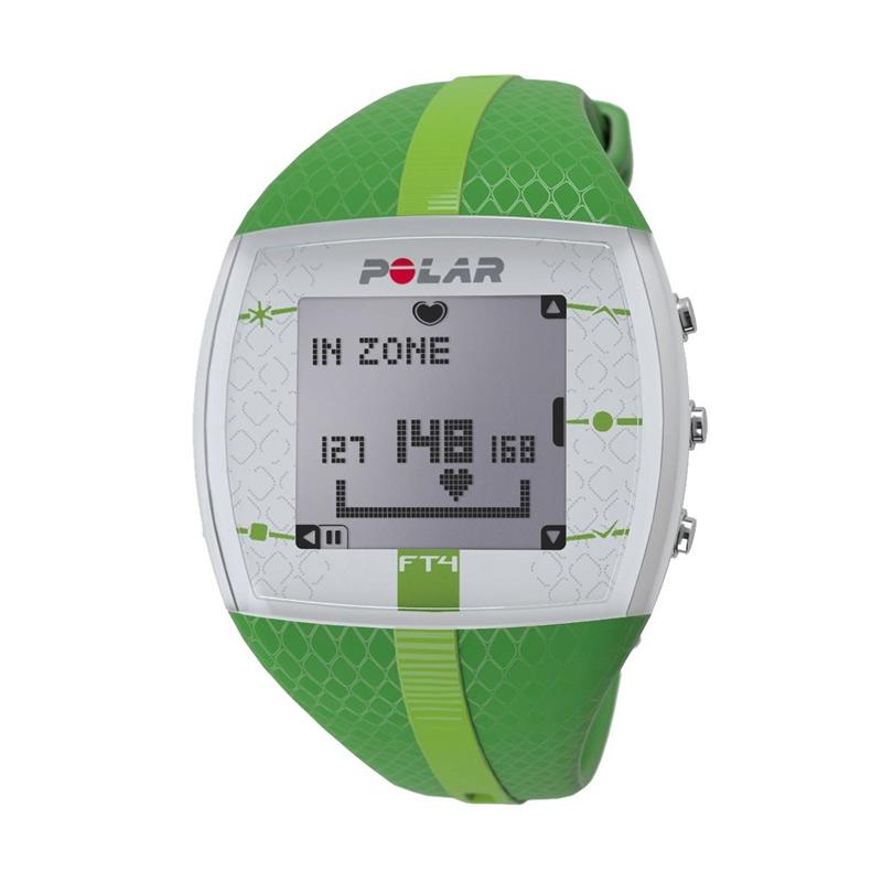 harga Polar FT4 Green Heart Rate Monitor HRM Jam Tangan Pria Blibli.com