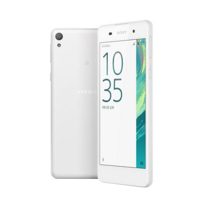 SONY Xperia E5 Smartphone - White [16 GB/ 1.5 GB]