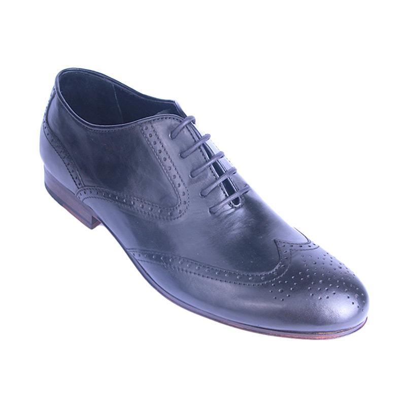 Ftale Footwear Brissa Sepatu Pria - Black