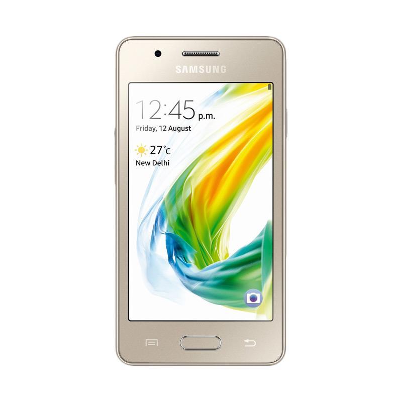 Samsung Galaxy Z2 Smartphone - Gold