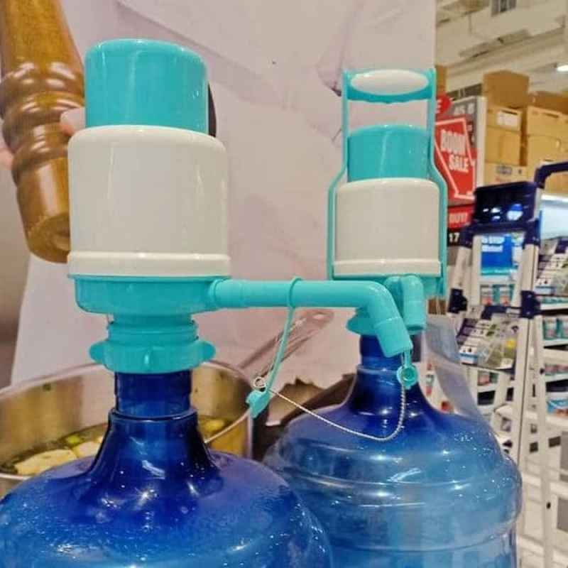 Jual Kris Drinking Water Portable Pump Pompa Air Galon Manual Online April 2021 Blibli