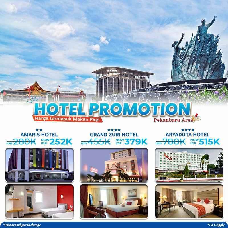 Jual Amos Tour Kupon Hotel Amaris Hotel 2 Online Februari 2021 Blibli