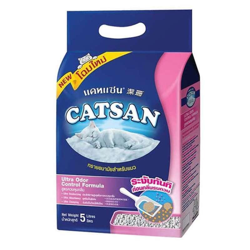 Catsan Pasir Kucing 5L 111555