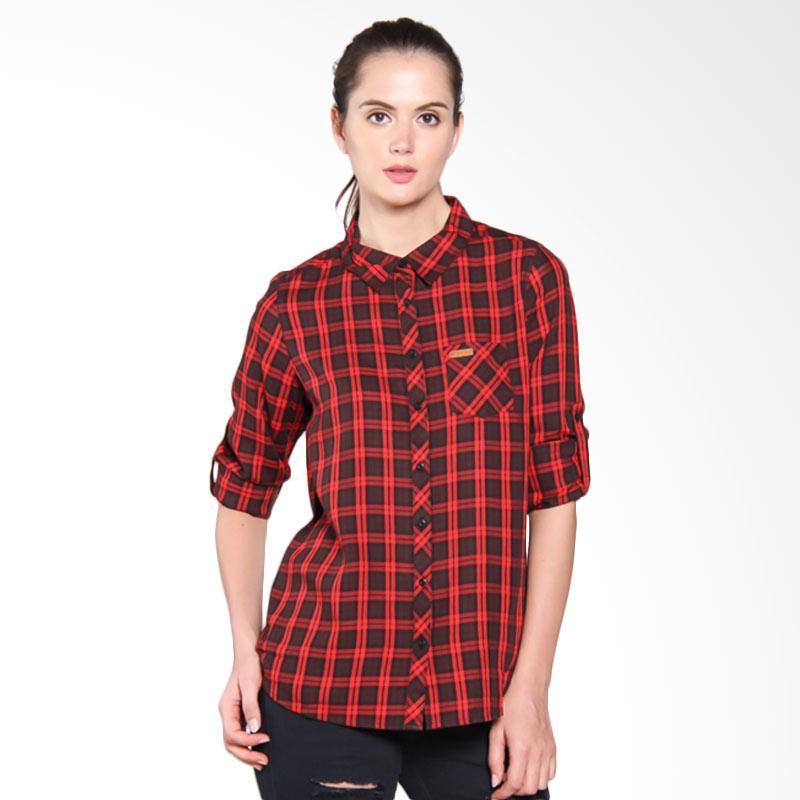 Greenlight Ladies 201051721 Shirt - Red