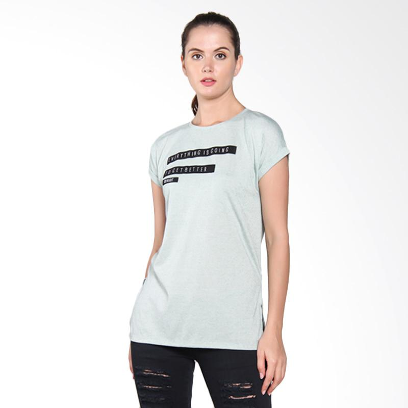 Greenlight Ladies 251061722 T-Shirt - Blue