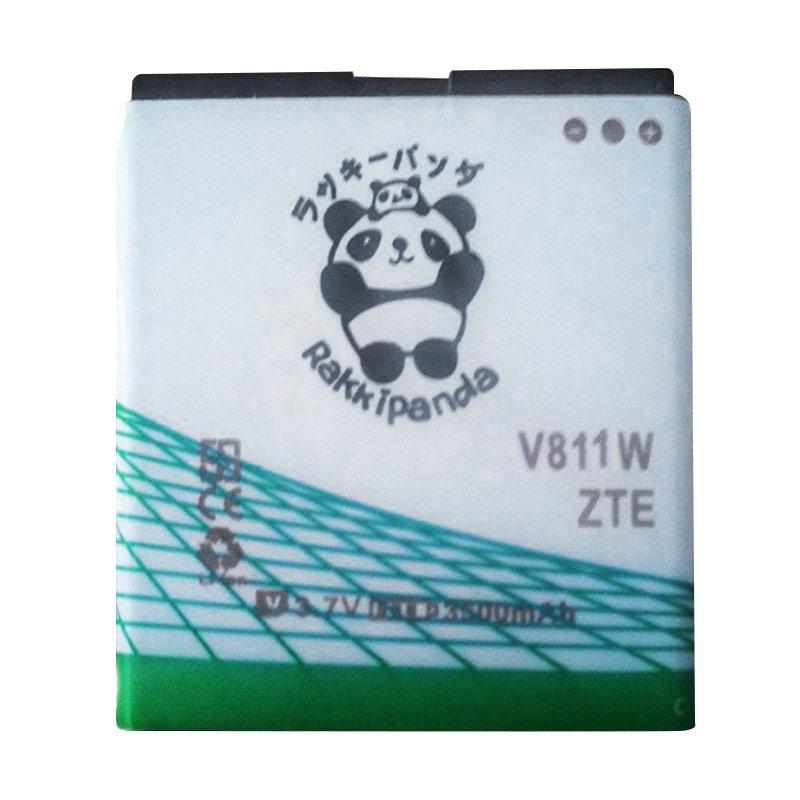 RAKKIPANDA Baterai Double Power IC for ZTE KISS V811W
