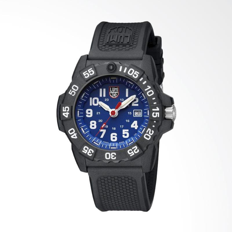 Luminox Navy SEAL PC Carbon SX.3503 Jam Tangan Pria - Black