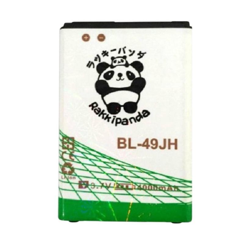 RAKKIPANDA Double Power IC Battery for LG K4
