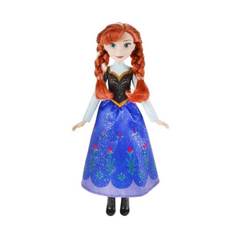 harga Hasbro Disney Frozen Classic Fashion Anna Doll Mainan Boneka Blibli.com