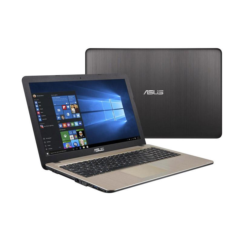 Daily Deals - Asus X541NA-BX401 Notebook - Black (DualCore N3350/4GB/500GB/15.6 Inch/Endless)